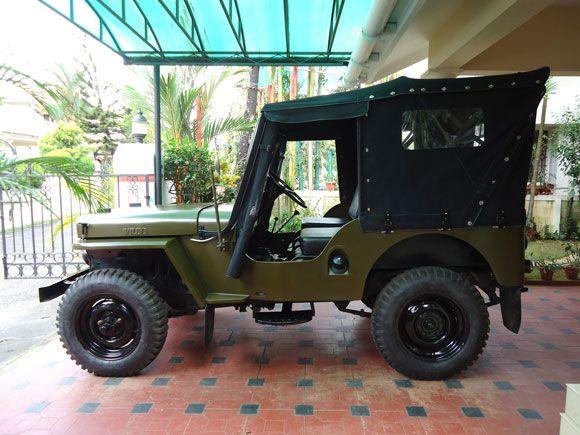 A Cj 3a Restoration Story Half A World Away Willys Jeep Willys Jeep