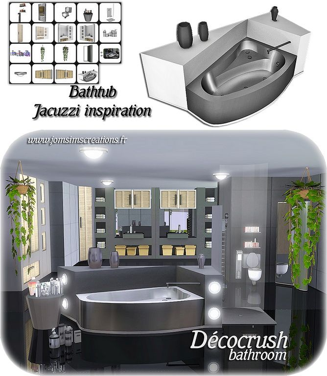 mid century modern dining and style set sims 3 download. decocrush bathroom by jomsims *donation - sims 3 downloads cc caboodle mid century modern dining and style set download