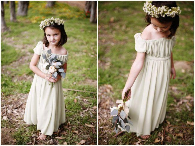 Flower Girl Dresses by Kirstie Kelly  // Belathee Photography