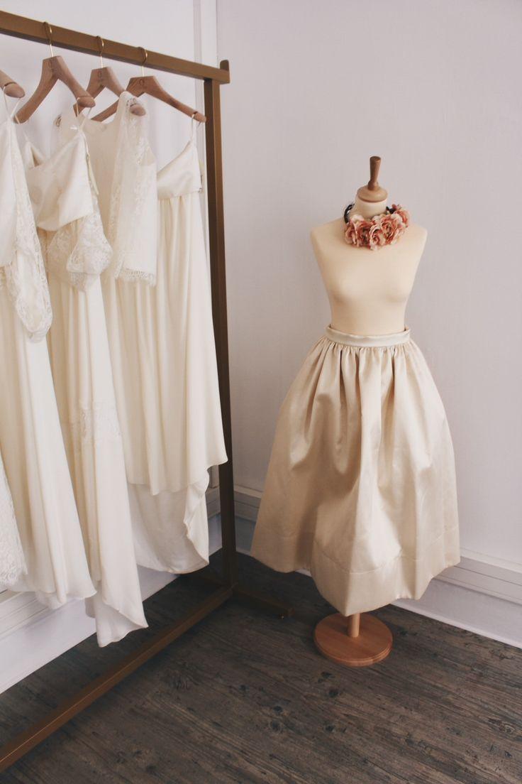 #showroom #olympe #lyon #robedemariee #wedding #dress #lauredesagazan #delphinemanivet #elisehameau #ruedeseine