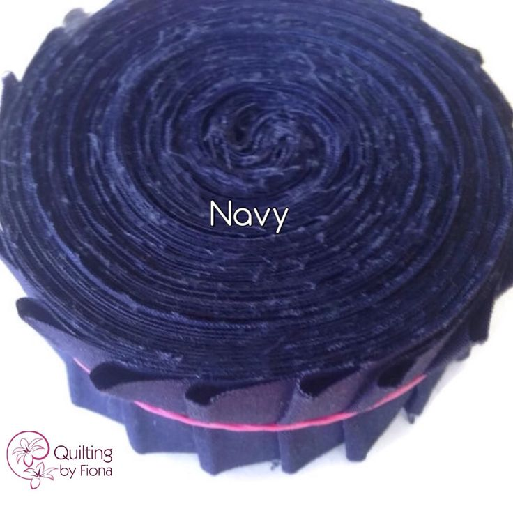 A personal favourite from my Etsy shop https://www.etsy.com/listing/231374113/20-navy-blue-precut-honey-bun-fabric