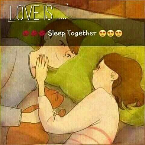 Love is .....❤