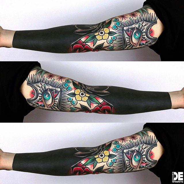 Tattoo Ideas Magazine: Tattoo Artist Pablo DeItalian Tattoo Artist