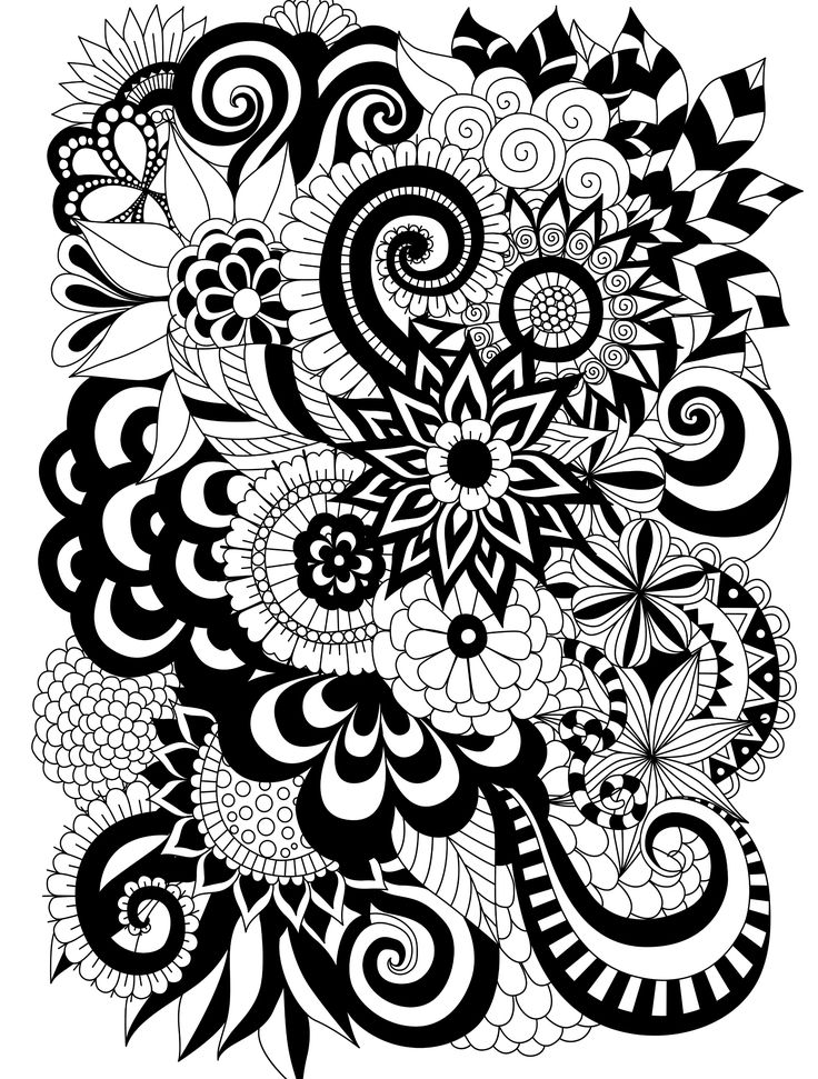 210 best images about coloring pages on pinterest dovers for Crazy coloring pages