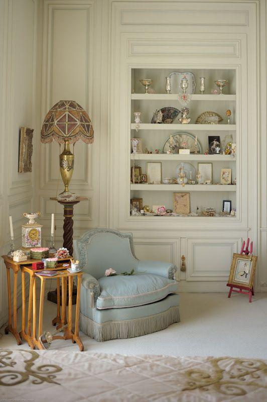 Room in Coco Chanel's Monte Carlo villa