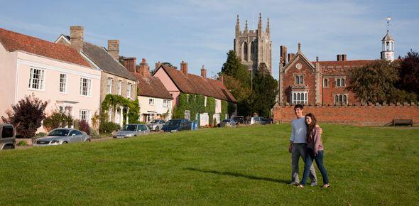 Long Melford - Visit Suffolk