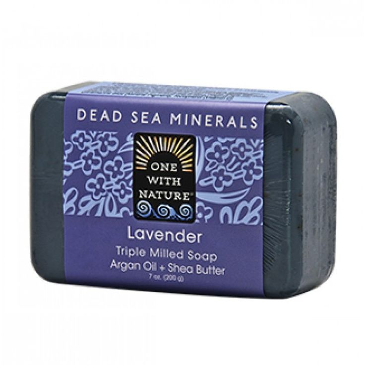 Dead Sea Lavender Soap-Pack of 6