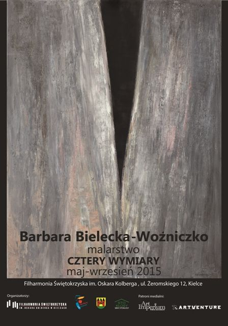 CZTERY WYMIARY Barbary Bieleckiej-Woźniczko