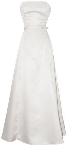 PacificPlex offer the best 50's Strapless Satin Long Gown Bridesmaid Prom Dress Holiday Formal Junior Plus Size, Large, White. This awesome product currently in stocks, you can get this Apparel now for only $64.99.