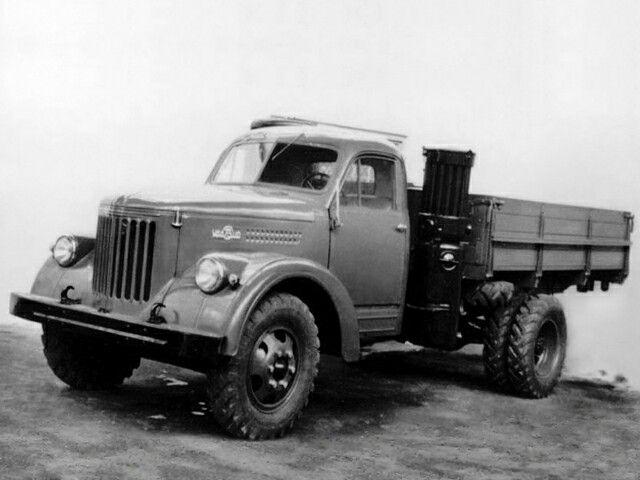 1953-55 UralZiS 354