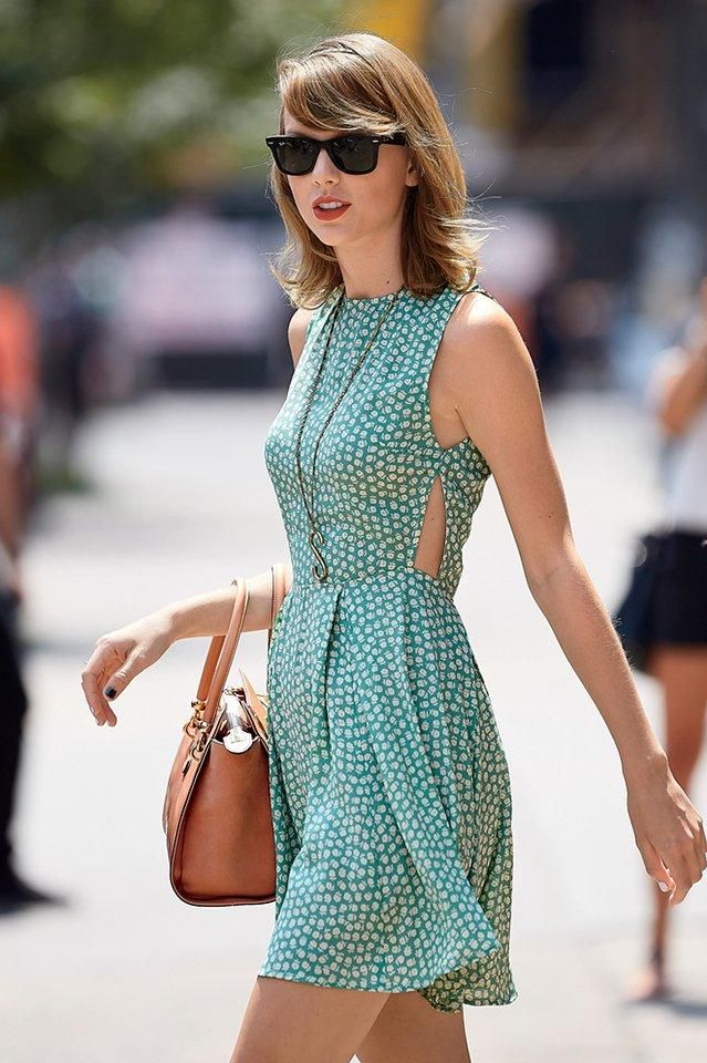 Insta-chic and eco-friendly, Reformation has thoroughly infiltrated Hollywood's cool-girl crowd–like Taylor Swift