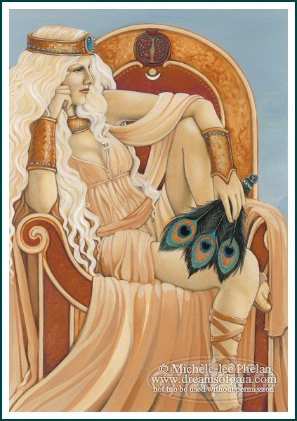 hera greek goddess   Greek Goddess of the Sky, Women, Marriage, and Fertility; Queen of ...(everything?) This cracks me up! Love the attitude!