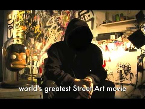 """▶ """"Exit Through The Gift Shop"""" - Official Trailer [HD] - YouTube: docu on Bansky and other street artists"""