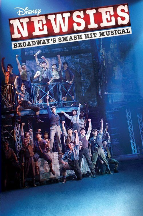 Watch Disney's Newsies the Broadway Musical (2017) Full Movie Online Free | Download Disney's Newsies the Broadway Musical Full Movie free HD | stream Disney's Newsies the Broadway Musical HD Online Movie Free | Download free English Disney's Newsies the Broadway Musical 2017 Movie #movies #film #tvshow