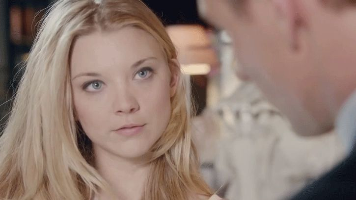 "Natalie Dormer - people criticized her iconic smile. ""I have had my publicist tell me, 'Don't do that smile on the red carpet.' I'm, like, 'That's my smile.'""  It really bugs me the way people criticize how actors look... I get accused of having a haughty smugness. I have a lopsided mouth. I can't help it. I was born with it. It looks as if I am smirking."""