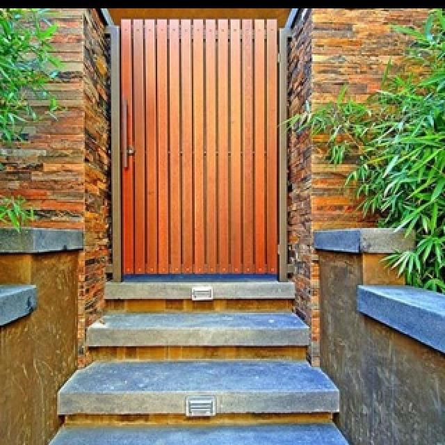 20 Best Fence Gates Images On Pinterest Timber Gates