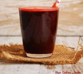 Ten sok uchroni przed katarem, uwolni od zgagi, obniży ciśnienie i doda sił.