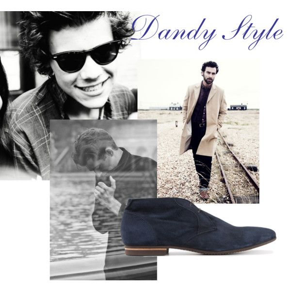 """""""Dandy Style"""" by fabriziafuscoboutique on Polyvore"""