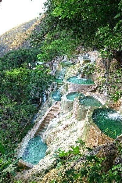 Grutas Tolantongo - Gorgeous Mexico Travel Photos - Photos