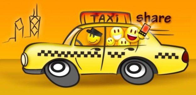 Fine anno taxi sharing a Bari