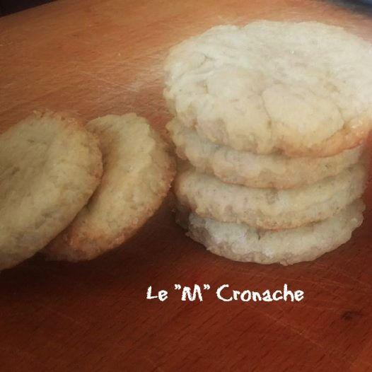 Ricetta dei biscotti senza latte burro e uova, facilissimi da preparare e gustosi. Non ci volevo credere nemmeno io! Tutti da provare.