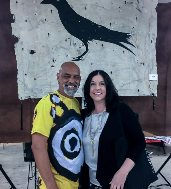 By Jennifer Carrera Turner On Saturday, October 15, 2016 at The Box Gallery, West Palm Beach, FL a gathering of South Florida's art & cultural pioneers came together to educate the…
