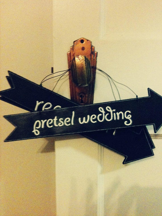 Wedding Chalkboard Typography Design & by thesimmplethings on Etsy. $35.00, via Etsy.