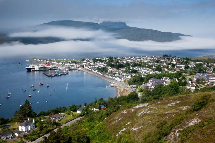 Ullapool Scotland