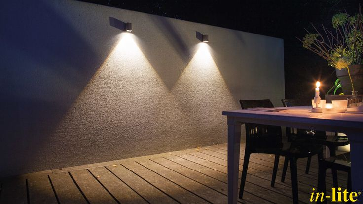 ACE DOWN | Inspiration | Wall | Design | Rose Silver | Outdoor lighting