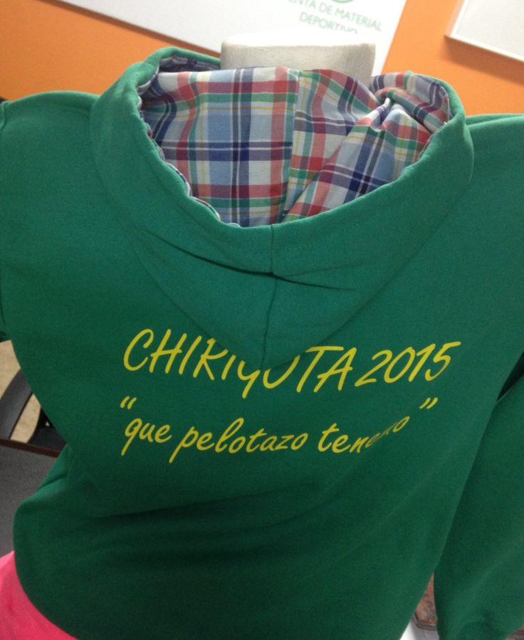 "Sudaderas personalizadas para Chirigota ""que pelotazo tenemo""  Sudadera street wear"