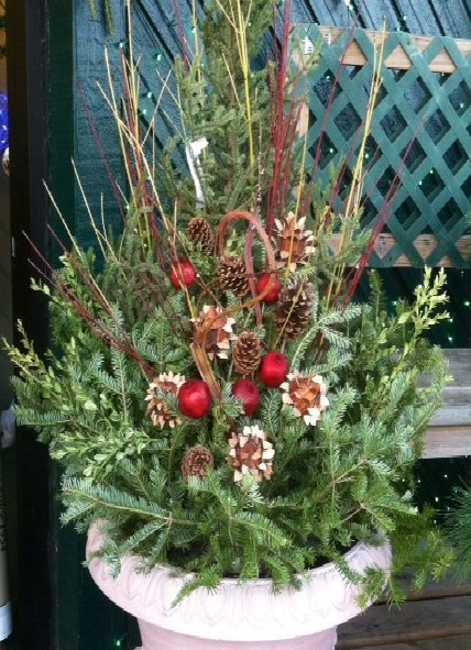 21 Best Winter Porch Decor For After Christmas Images On