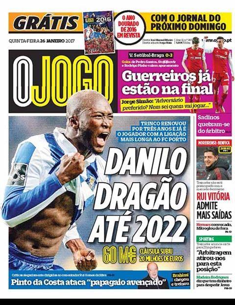 Há um ano, Marco Silva era uma opção para o FC Porto, noticiava O JOGO. O treinador confirma agora.