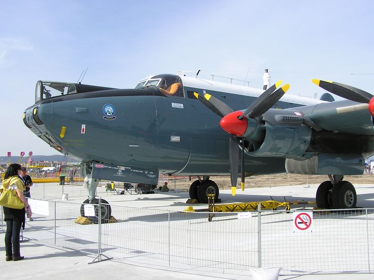 SAAF Ysterplaat Cape Town South Africa SHakelton