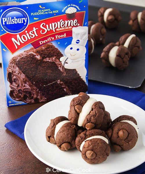 Chocolate gob cookie recipes