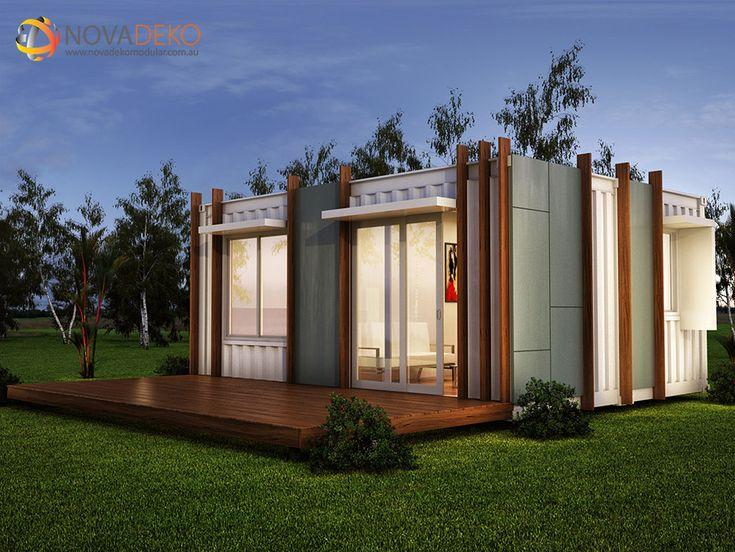 1603 best maison et construction en conteneurs images on for Construction en conteneur