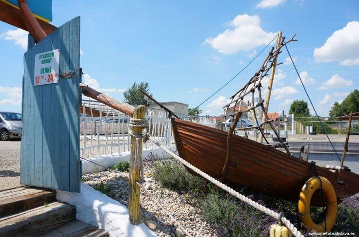MANGO RESTAURANT & TIKI BEACH - WelcomeToBratislava
