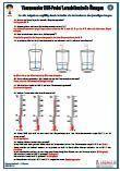 #Thermometer Unterrichtsmaterial für den #Sachkundeunterricht.  Verschiedene Fragen zu dem Thema: Thermometer •Thermometerflüssigkeit •Wasser • #Koerpertemperatur •Fieberthermometer •Gefrierpunkt • #Siedepunkt •Temperatur •Aufgaben •Lückentext •33 Fragen •2 x #Lernzielkontrolle •Ausführliche Lösungen •15 Seiten