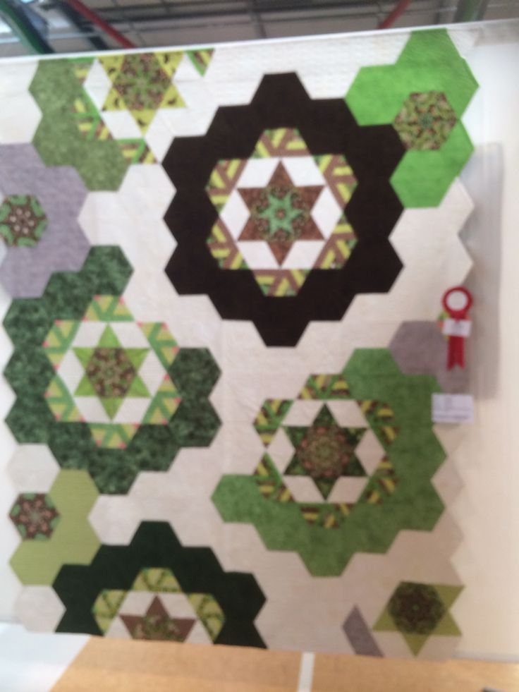 Kiwi Habitat by Mary Metcalf Quilted by Susan Tendall. Love !