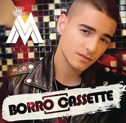Letra y Vídeo de la canción Borro Cassette, de Maluma