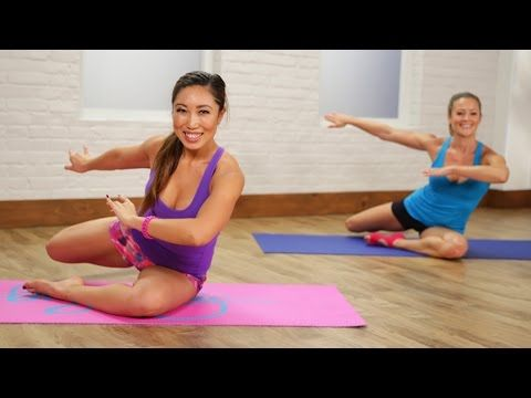 10-Minute Butt Lift with Blogilates's Cassey Ho | Class FitSugar - YouTube