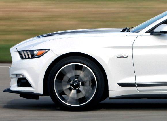 Ford Mustang California Special México