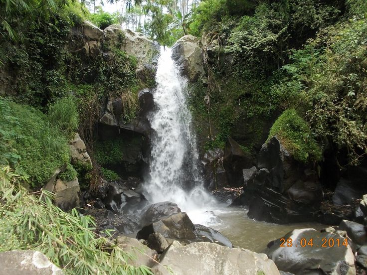 Banyudono Waterfall