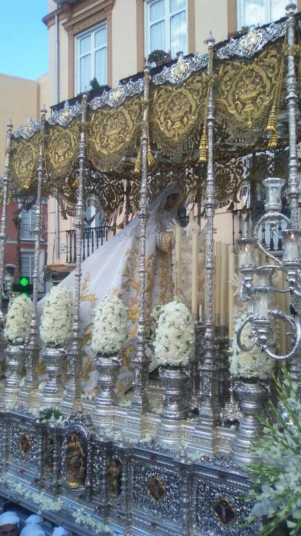 La novia de Málaga