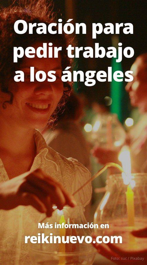Hoy compartimos una oración para pedir trabajo a los ángeles en la voz de nuestro amigo Maestro de luz. Escúchala en: http://www.reikinuevo.com/oracion-pedir-trabajo-angeles/