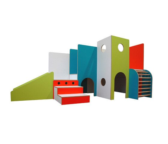 Play furniture | Kid's room furniture | debe.decor. Check it out on Architonic
