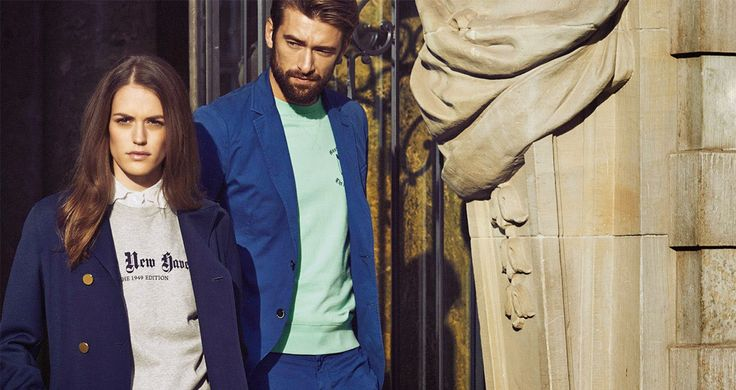 GOSSIP OVER THE WORLD: Get That Pre Fall 2014 From GANT Fashion And Spons...