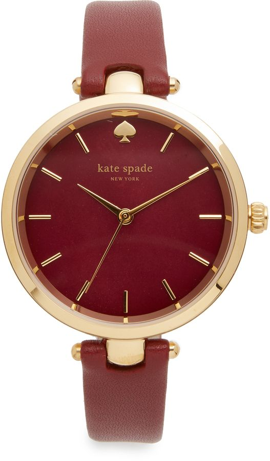 Kate Spade New York Holland Watch