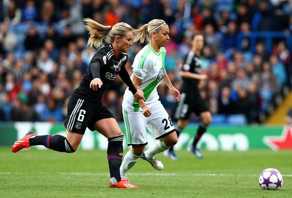 Lena Goessling, Germany  Top 10 Players at the 2015 Women's World Cup  http://www.sportyghost.com/top-10-players-at-the-2015-womens-world-cup/