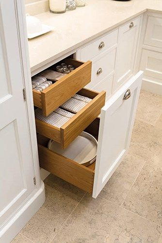 Dovetail Drawers - Dovetail Joints - Tom Howley