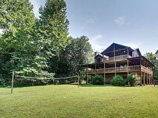 Luxury cabin on the Ocoee River - home of the 1996 Olympic whitewater events, fantastic tubing and fishing. This is the perfect location. Canoe cruise sits on 2 wooded acres (with an additional 6 ac buffer) that will ...